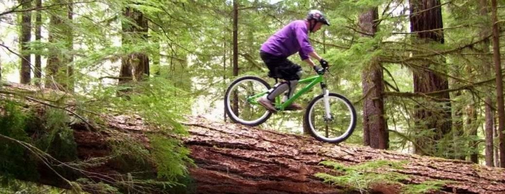challenging ride for experienced riders - O'Leary Loop Trail