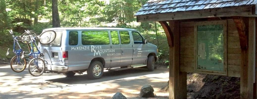 McKenzie River Trail Shuttle - Tours & Vacations